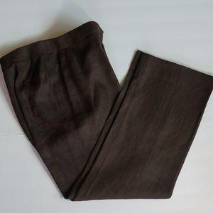 Lafayette 148 New York Women Cropped Pants